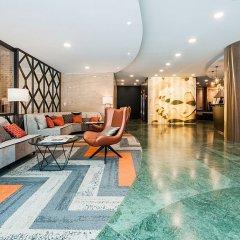 Отель Exe Cristal Palace Испания, Барселона - 12 отзывов об отеле, цены и фото номеров - забронировать отель Exe Cristal Palace онлайн интерьер отеля фото 2