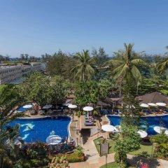 Отель Best Western Phuket Ocean Resort бассейн фото 3
