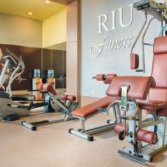 Отель Riu Helios Bay Болгария, Аврен - отзывы, цены и фото номеров - забронировать отель Riu Helios Bay онлайн фитнесс-зал фото 3