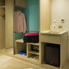 Отель ibis Styles Nha Trang Вьетнам, Нячанг - отзывы, цены и фото номеров - забронировать отель ibis Styles Nha Trang онлайн сейф в номере