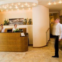 BEST WESTERN Villa Aqua Hotel интерьер отеля