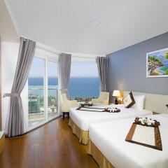 Апартаменты Dendro Gold Apartment Нячанг комната для гостей фото 2