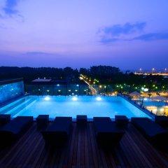 Отель The Luna пляж Май Кхао бассейн фото 3