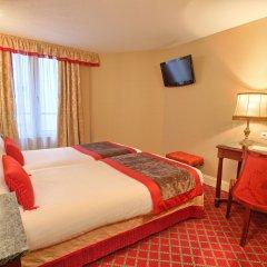 Hotel De Seine комната для гостей