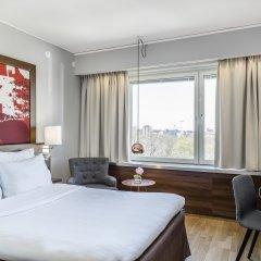 Отель Park Inn by Radisson Stockholm Solna Швеция, Солна - отзывы, цены и фото номеров - забронировать отель Park Inn by Radisson Stockholm Solna онлайн комната для гостей