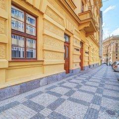 Отель Rezidence Ostrovní Прага парковка