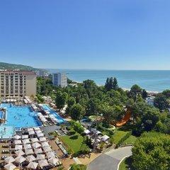 Отель Melia Grand Hermitage - All Inclusive Болгария, Золотые пески - отзывы, цены и фото номеров - забронировать отель Melia Grand Hermitage - All Inclusive онлайн пляж