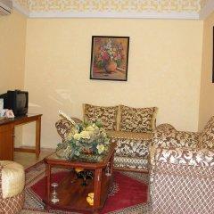 Отель Mounia Марокко, Фес - отзывы, цены и фото номеров - забронировать отель Mounia онлайн комната для гостей фото 2