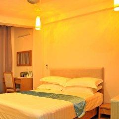 Отель Star Shell Мальдивы, Мале - отзывы, цены и фото номеров - забронировать отель Star Shell онлайн комната для гостей фото 3