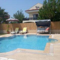Villa Jasmin Турция, Олудениз - отзывы, цены и фото номеров - забронировать отель Villa Jasmin онлайн бассейн