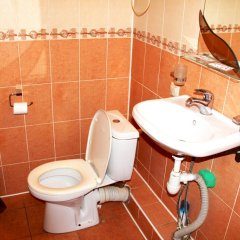 Гостиница Сафьян ванная фото 2