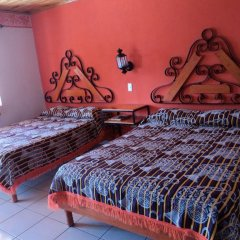 Отель Paraiso del Bosque Мексика, Креэль - отзывы, цены и фото номеров - забронировать отель Paraiso del Bosque онлайн комната для гостей фото 4