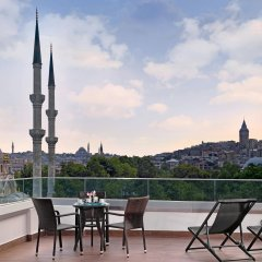 Port Bosphorus Турция, Стамбул - отзывы, цены и фото номеров - забронировать отель Port Bosphorus онлайн балкон