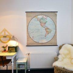 Отель Carmel Дания, Орхус - отзывы, цены и фото номеров - забронировать отель Carmel онлайн удобства в номере