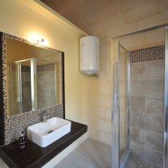 Отель The Stone House Мальта, Сан Джулианс - отзывы, цены и фото номеров - забронировать отель The Stone House онлайн ванная фото 2