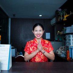 Отель iCheck inn Regency Chinatown Таиланд, Бангкок - отзывы, цены и фото номеров - забронировать отель iCheck inn Regency Chinatown онлайн интерьер отеля фото 2