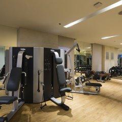 Отель Liberty Central Nha Trang фитнесс-зал фото 2