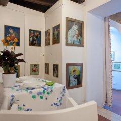 Апартаменты Rental in Rome Arco Ciambella Studio Рим интерьер отеля