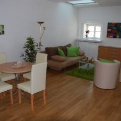 Апартаменты Duschel Apartments Вена комната для гостей фото 2