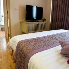 Отель Trang Hotel Bangkok Таиланд, Бангкок - отзывы, цены и фото номеров - забронировать отель Trang Hotel Bangkok онлайн комната для гостей фото 5