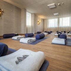 Tschuggen Grand Hotel Arosa фитнесс-зал фото 4