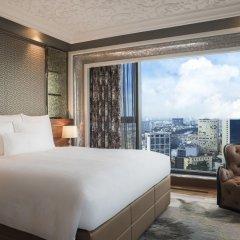 Отель The Reverie Saigon Residential Suites Вьетнам, Хошимин - отзывы, цены и фото номеров - забронировать отель The Reverie Saigon Residential Suites онлайн комната для гостей фото 3
