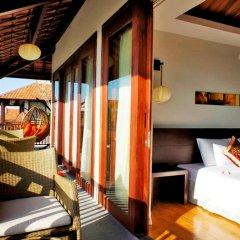 Отель Vinh Hung Emerald Resort Хойан балкон