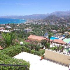 Отель Bella Vista Stalis Hotel Греция, Сталис - отзывы, цены и фото номеров - забронировать отель Bella Vista Stalis Hotel онлайн балкон