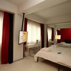 Albatros Hagia Sophia Hotel сейф в номере