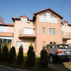 Отель Euro Garni Hotel Сербия, Белград - отзывы, цены и фото номеров - забронировать отель Euro Garni Hotel онлайн парковка