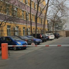 Beijing Sicily Hotel парковка