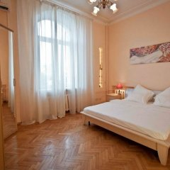 Апартаменты LUXKV Apartment on Sadovaya комната для гостей фото 2