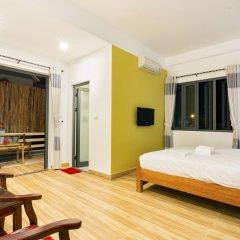 Отель Fishing Village An Bang Homestay Hoi An комната для гостей фото 3