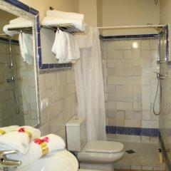 Отель Abadia Suites ванная