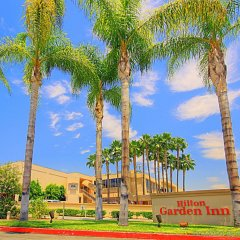 Отель Hilton Garden Inn Los Angeles Montebello Монтебелло