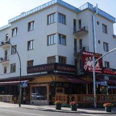 Отель Pokoje Zamoyskiego с домашними животными
