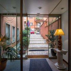 Hotel Ponte Bianco интерьер отеля
