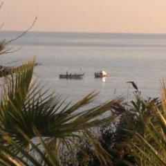 Отель Mavi Cennet Camping Pansiyon Сиде фото 15