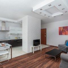 Апартаменты Chill Apartments Warsaw Center комната для гостей фото 3