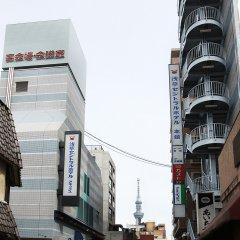 Asakusa Central Hotel фото 8