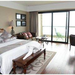 Апартаменты Bedom Apartment (Hangzhou Qiandao Lake) комната для гостей фото 3