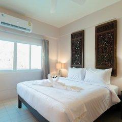 Bed At Beach Hostel комната для гостей фото 4