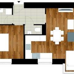 Отель Betariel Apartments S22 Австрия, Вена - отзывы, цены и фото номеров - забронировать отель Betariel Apartments S22 онлайн интерьер отеля