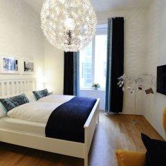 Апартаменты Leuhusen Nuss Apartments Вена комната для гостей фото 5