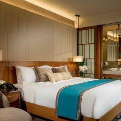 Отель InterContinental Nha Trang Вьетнам, Нячанг - 3 отзыва об отеле, цены и фото номеров - забронировать отель InterContinental Nha Trang онлайн комната для гостей фото 2