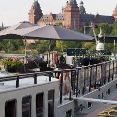Отель Hotelboat Allure Нидерланды, Амстердам - отзывы, цены и фото номеров - забронировать отель Hotelboat Allure онлайн балкон