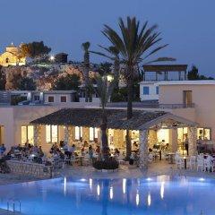 Отель St. Elias Resort & Waterpark – Ultra All Inclusive Кипр, Протарас - отзывы, цены и фото номеров - забронировать отель St. Elias Resort & Waterpark – Ultra All Inclusive онлайн бассейн