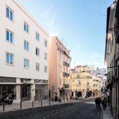 Апартаменты Lisbon Serviced Apartments - Avenida городской автобус