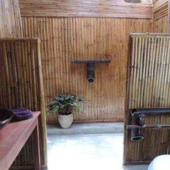 Отель Lazy Days Bungalows Ланта сауна
