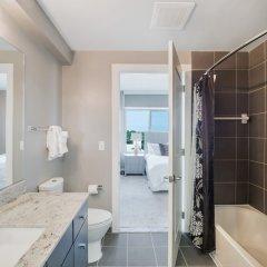 Отель Gallery Bethesda Apartments США, Бетесда - отзывы, цены и фото номеров - забронировать отель Gallery Bethesda Apartments онлайн ванная